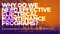 Effectice Electrical Maintenance Presentation